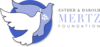 Esther and Harold Mertz Foundation Logo