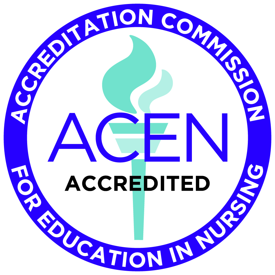 ACEN Accreditation seal