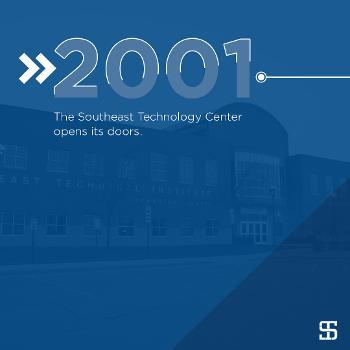 The Southeast Technology Center opens its doors.